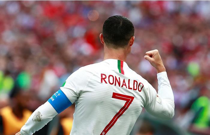Cristiano Ronaldo: Revive el cuarto gol del portugués en el Mundial de Rusia 2018