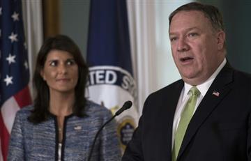 EE.UU. se retira oficialmente del Consejo de DD.HH. de la ONU