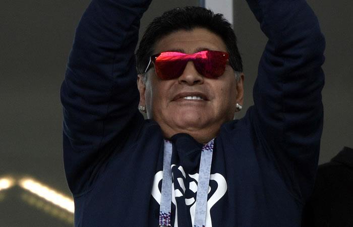 Maradona advierte a la selección Argentina