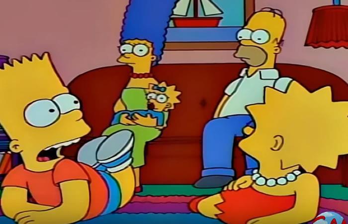 La predicción de Los Simpsons sobre el Mundial Rusia 2018