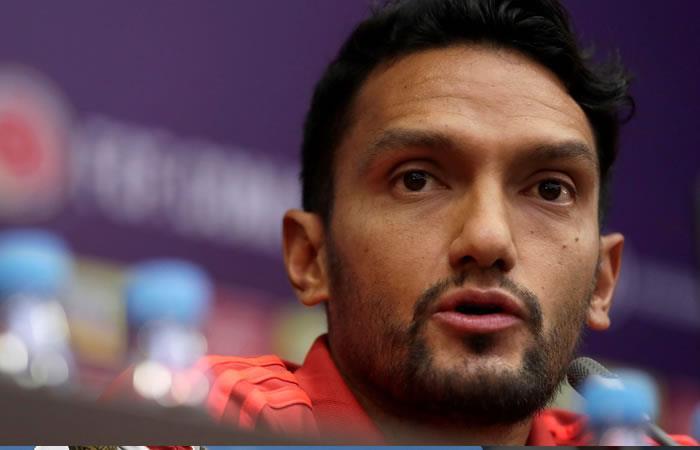 Abel Aguilar pide a Colombia que crea en la selección