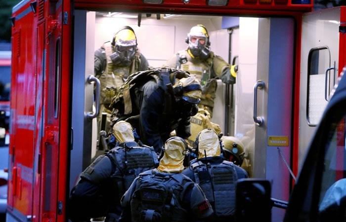 Alemania frustra un extraño 'atentado biológico'