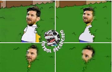 Argentina perdió contra Croacia y los memes se no se hicieron esperar