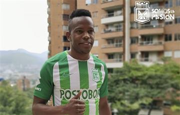 Atlético Nacional: El atacante Yerson Candelo será nuevo refuerzo