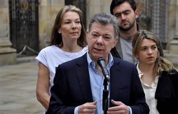 Casa de Nariño: Se inició la mudanza de la familia de Santos