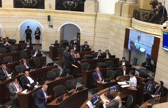 JEP: Gobierno convoca a sesiones extras en el Congreso para tramitar la Jurisdicción