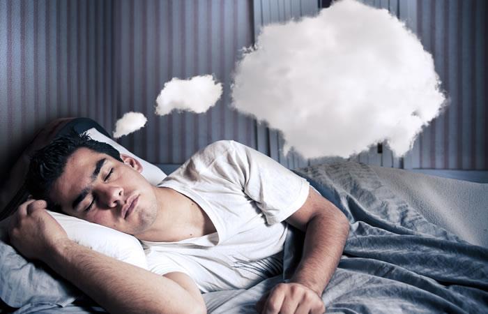 No solemos recordar lo que se sueña porque la memoria está tan ocupada construyendo un sueño. Foto: Shutterstock