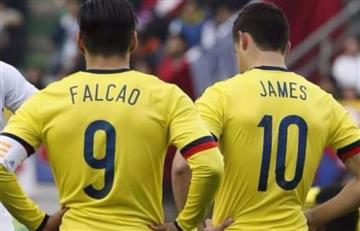 Colombia necesita de su 'superhéroes' James y Falcao para salvar el Mundial