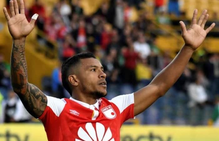 Independiente Santa Fe: El goleador Wilson Morelo renovó por 3 años