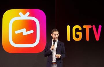 Instagram estrena televisión con su nueva app IGTV, para videos de hasta una hora