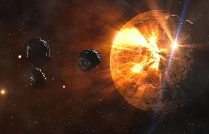 Nuevos planes para detectar y destruir asteroides. Foto: Pixabay
