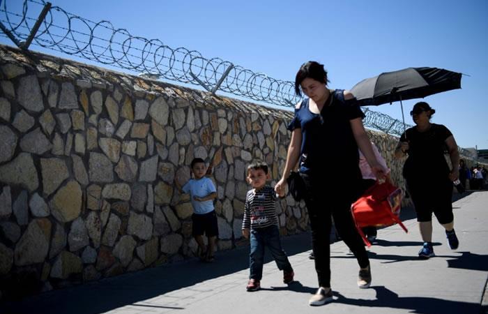 Reunir las familias separadas en la frontera EEUU-México será una tarea colosal