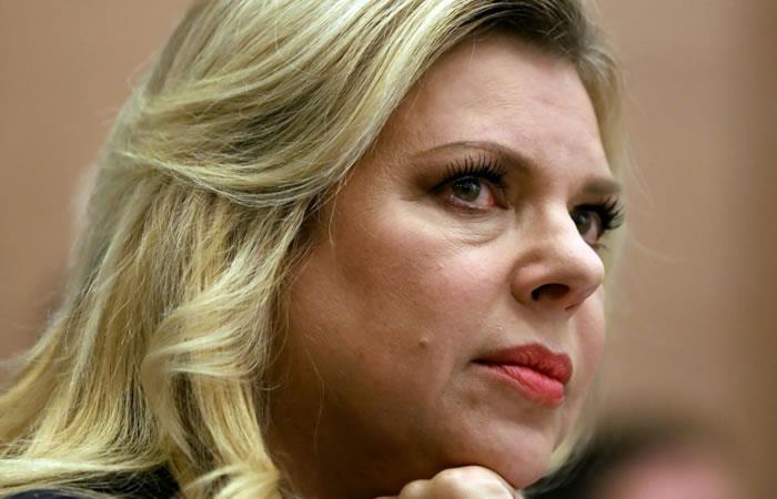 Sara Netanyahu, esposa del primer ministro israelí, inculpada de