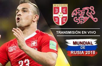 Serbia vs. Suiza Transmisión EN VIVO online