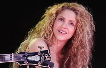 ¿Shakira promocionó su gira 'El Dorado' con símbolo nazi?