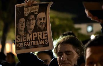 Ecuador protesta a Colombia por manejo de caso periodistas