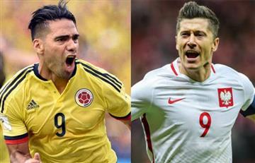 Falcao vs. Lewandowski: ¿Quién es el mejor?