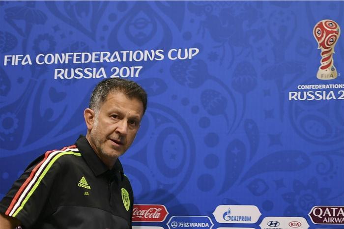 Juan Carlos Osorio: 'Es una victoria merecida'