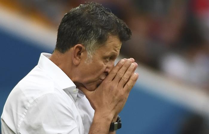 México se rinde a los pies de Juan Carlos Osorio, así le cantaron al colombiano