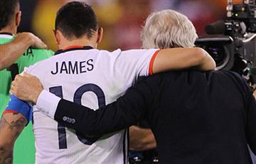 Pékerman llena de ilusión a Colombia tras hablar sobre James Rodríguez