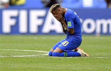 ¿Por qué lloró Neymar tras el partido?