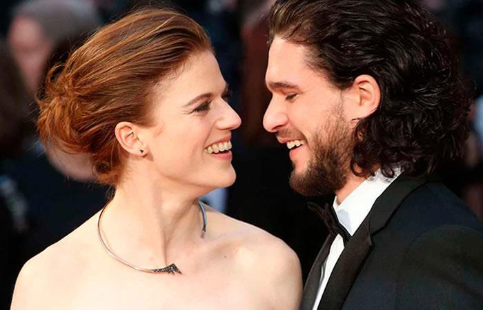 Boda GOT: 'Jon Snow' se casó con 'la salvaje' Ygritte