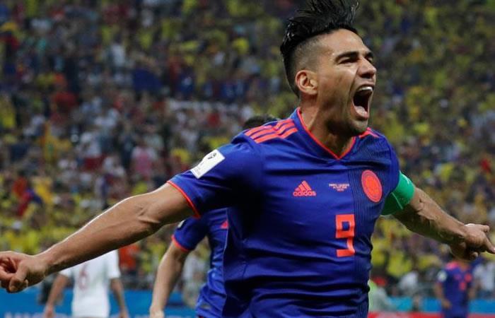 Falcao García: 'Anoté el gol con el que soñaba desde niño'