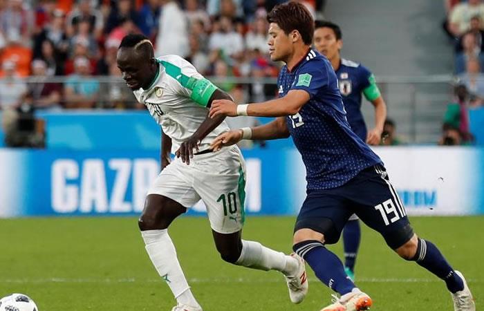 Japón y Senegal empataron en un duelo lleno de emociones