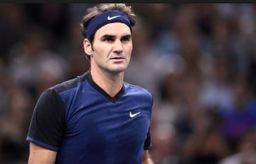 Roger Federer perdió la final del torneo ATP de Halle ante Borna Coric