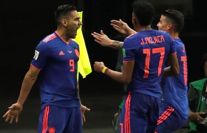 Selección Colombia goleó a Polonia y aspira a la clasificación
