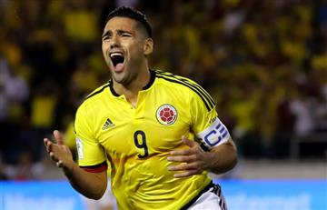 Selección Colombia: ¡GOOOL DEL TIGRE!