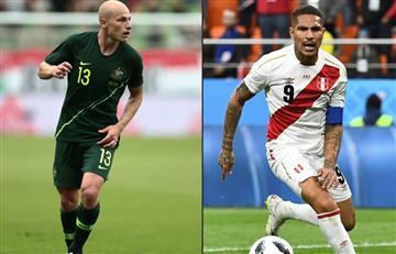 Australia vs. Perú: ¿En dónde, a qué hora y canal para ver el partido?