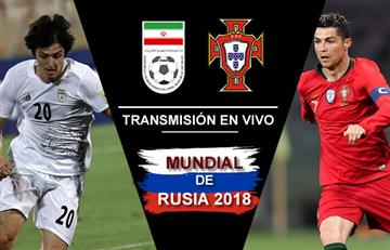 Irán vs. Portugal: Transmisión EN VIVO online