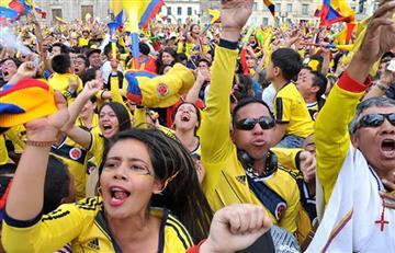 Triunfo de la Selección Colombia deja más de 30 heridos en Bogotá