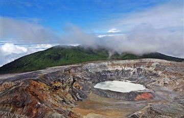 Un lago en Costa Rica da señales de que hubo vida en Marte