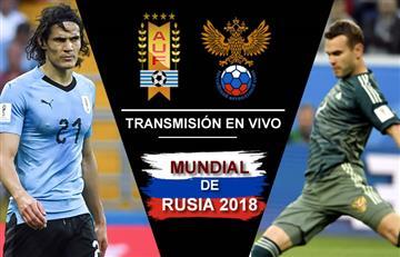Uruguay vs. Rusia: Transmisión EN VIVO online