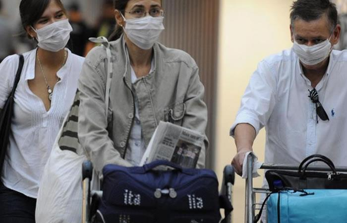 Infecciones respiratorias agudas dejan 383 muertos este año en Colombia. Foto: AFP