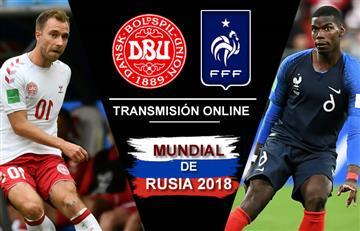 Dinamarca vs. Francia: Transmisión EN VIVO online