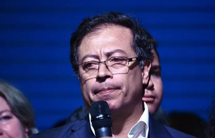 Petro asegura que Uribe teme a la JEP. Foto: AFP