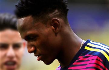 Yerry Mina defiende a Lionel Messi y dice que no entiende por qué lo critican
