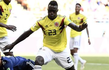 """Davinson Sánchez: """"Lo más importante es Colombia"""""""