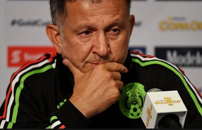 Juan Carlos Osorio: 'Cada juego tiene una historia diferente'