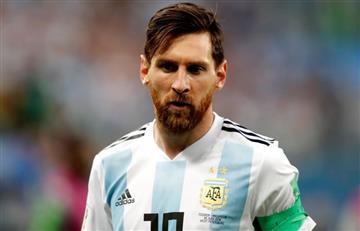"""Lionel Messi:""""El Mundial demuestra que nadie regala nada"""""""