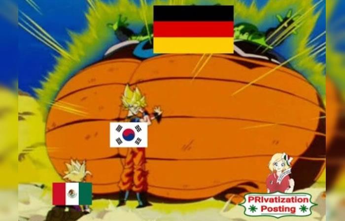 México clasificó agónicamente y los memes no se hicieron esperar
