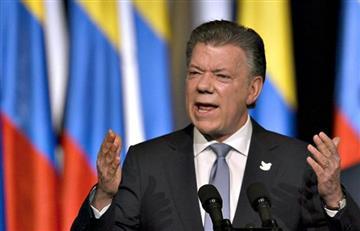 Santos asegura que drones con glifosato no afectan la salud de las comunidades