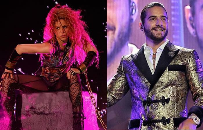 Shakira y Maluma revelan sensual adelanto del video de 'Clandestino'