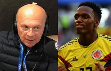 A Carlos Antonio Vélez no le gustó lo que vio de la selección Colombia y la criticó