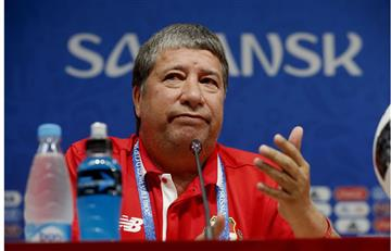 'El Bolillo' Gómez con Panamá se despide de Rusia 2018 sin un solo triunfo