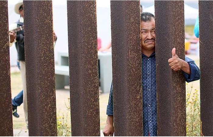 Miles de inmigrantes buscan el 'sueño americano'. Foto: AFP.