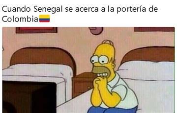 Rusia 2018: Colombia le ganó a Senegal y estos fueron los mejores memes